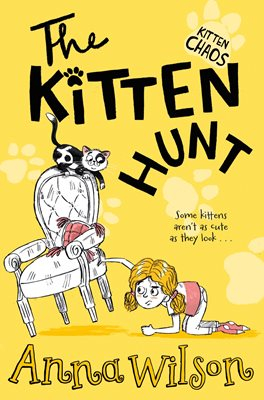 Book cover for The Kitten Hunt